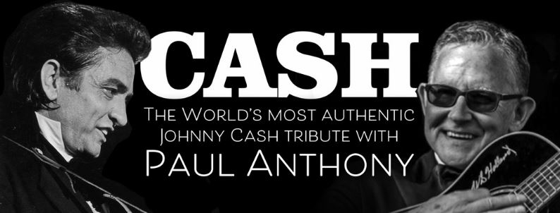 Johnny Cash - World's Most Authentic Tribute to the Man in Black - Nov 27, 7:00 PM