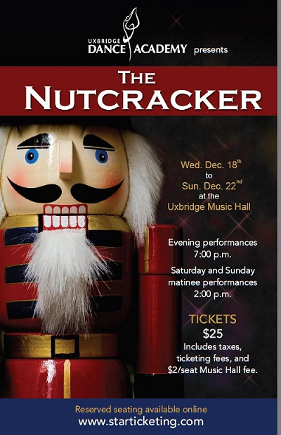 The Nutcracker - Dec 18-22