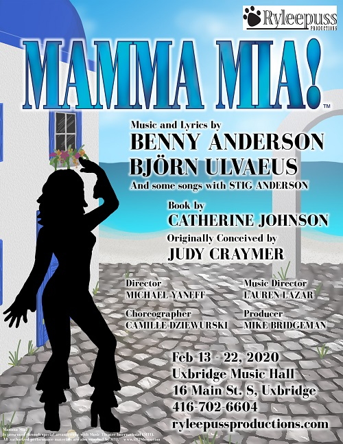 Mamma Mia - Feb 13-22
