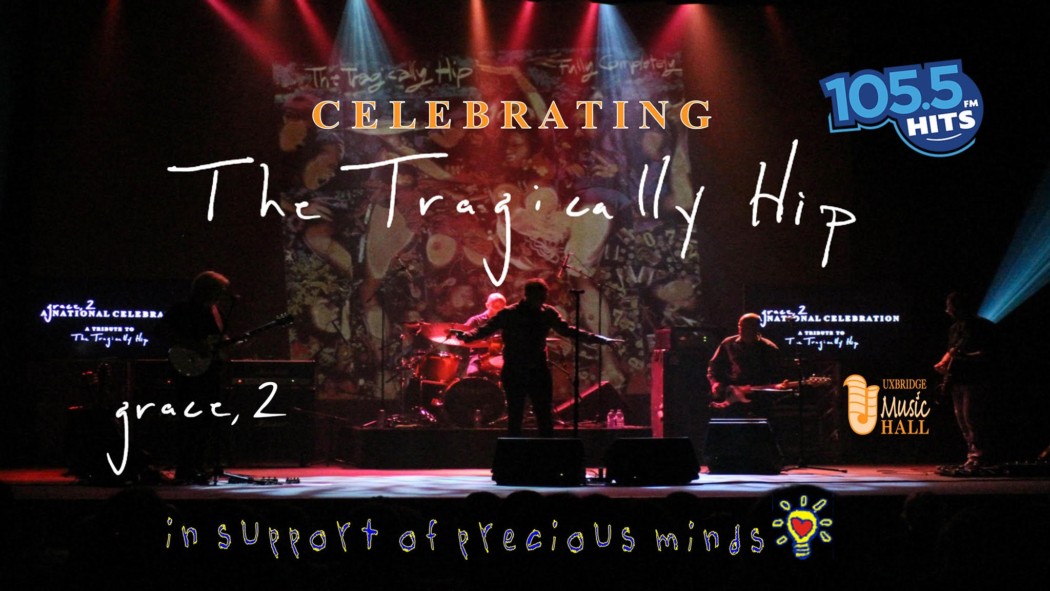 Grace, 2 - Celebrating the Tragically Hip - March 7